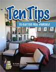 Ten Tips to Clutter Free Yourself Ebook